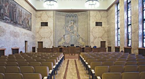 Председателят на ВКС спря използването на Единната информационна система на съдилищата