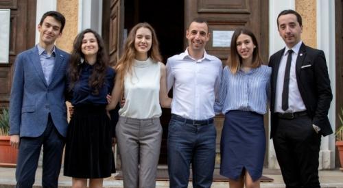 Пореден успех на отбор на ЮФ на СУ на международно състезание по право